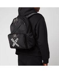 KENZO Sport Backpack - Black