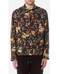 McQ - Men's Nick Floral Blouson Jacket - Lyst