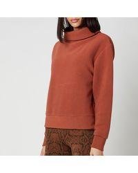 Varley Simon 2.0 Sweater - Brown
