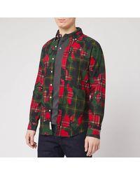 Polo Ralph Lauren Button Down Oxford Shirt - Multicolour