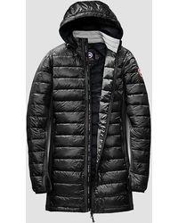 Canada Goose Hybridge Lite Coat - Black