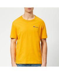 Champion Small Script T-shirt - Metallic