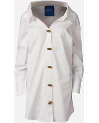 Simon Miller Taluga Shirt - White