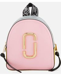 Marc Jacobs - Women's Pack Shot Backpack - Lyst