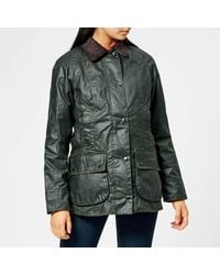 Barbour Classic Beadnell Jacket - Green