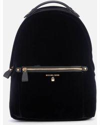 MICHAEL Michael Kors - Women's Nylon Kelsey Large Backpack - Lyst