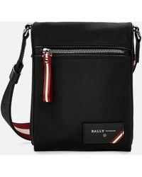 Bally Finched Cross Body Bag - Black