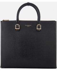 Aspinal - Women's Editor's Tote Bag - Lyst