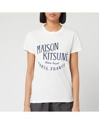 Maison Kitsuné T-shirt Palais Royal - Multicolor