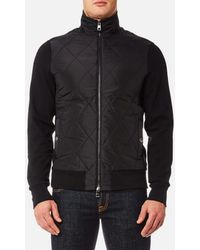 Michael Kors - Men's Thermal Quilted Full Zip Jacket - Lyst