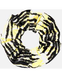 Ganni Printed Scrunchie - Multicolour