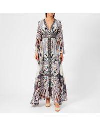 Camilla Kimono Sleeve Dress