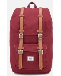 Herschel Supply Co. - Men's Little America Backpack - Lyst