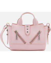 KENZO 'kalifornia' Shoulder Bag - Pink