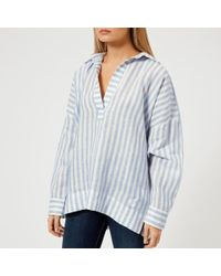 Vivienne Westwood Anglomania - Women's Vault Blouse - Lyst
