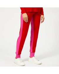 Madeleine Thompson Rosalind Trousers - Pink
