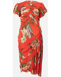 Preen By Thornton Bregazzi Meggy Dress - Red