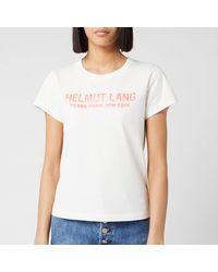 Helmut Lang Baby T-shirt - White