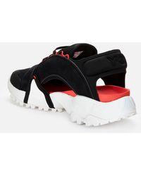 Y-3 Notoma Sandals - Black
