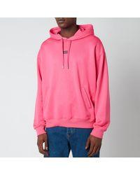 Mackage Pheonix Fleece Jersey Hoodie - Pink