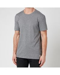 PS by Paul Smith - Organic Cotton Crew Neck T-shirt - Lyst