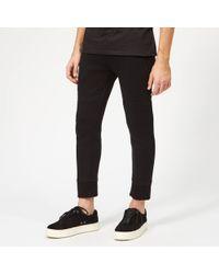 Neil Barrett - Super Skinny Fit Knit Trousers - Lyst