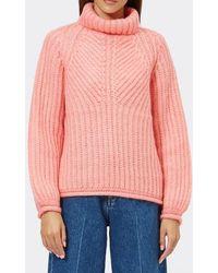 Stine Goya Nicholas Sweater - Pink