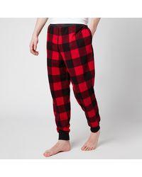 Calvin Klein Sleep Pants - Red