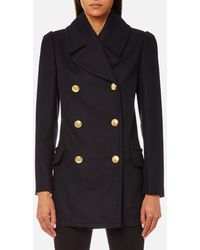 Vivienne Westwood Anglomania - Mosto Coat - Lyst