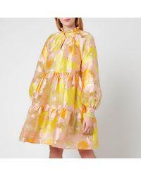 Stine Goya Jasmine Dress - Yellow