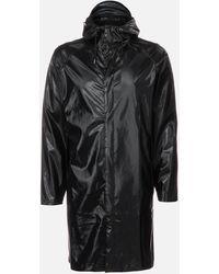 Rains Coat - Black