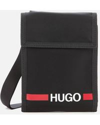 HUGO Record R Pouch - Black