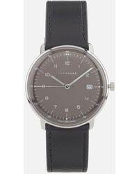 Junghans - Men's Max Bill Quartz Watch - Lyst