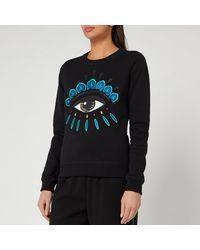 KENZO Classic Eye Sweatshirt - Black
