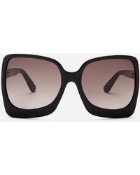 Tom Ford Emmanuella Sunglasses - Black