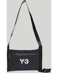 Y-3 Ch3 Shoulder Bag - Black