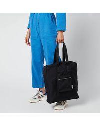 A.P.C. Ultralight Shopping Bag - Black