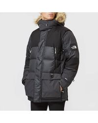 The North Face V-stok Parka - Gray
