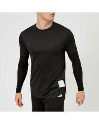 Satisfy - Men's Justice Long Short Sleeve Tshirt - Lyst