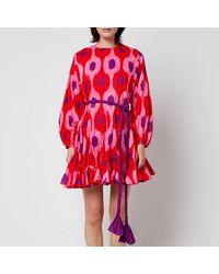 RHODE Ella Dress - Red
