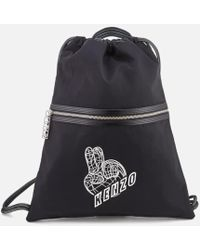 KENZO | Men's Essentials Olympic Backpack | Lyst