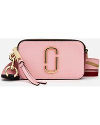 Marc Jacobs Snapshot Cross Body Bag - Pink