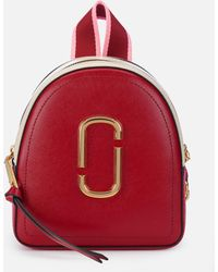 Marc Jacobs Mini Pack Shot Bag - Red
