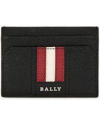 Bally Thar.lt Business Card Case - Black