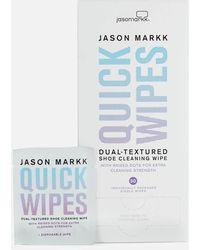 Jason Markk Quick Wipes 30 Pack - Blue