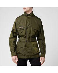 Belstaff Trialmaster Xl500 Jacket - Green