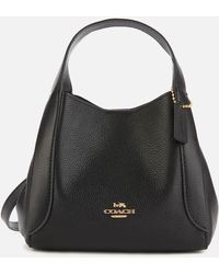 COACH Hadley Hobo Bag 21 - Black