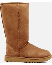 UGG Classic Tall Ii Sheepskin Boots - Multicolor