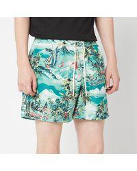 Polo Ralph Lauren Traveller Swim Shorts - Multicolour