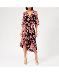 Diane von Furstenberg Eloise Dress - Red